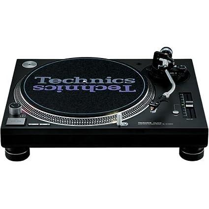 Amazon.com: Technics - Tornamesa SL-1210Mk5: Home Audio ...