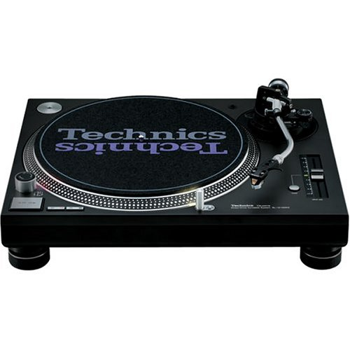 Technics SL-1210Mk5 TurnTable (Video Manual Sl)