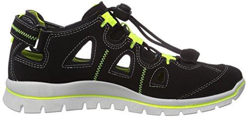 Ricosta Frem - Sandalias de vestir de material sintético para niño negro - Schwarz (schwarz 099)