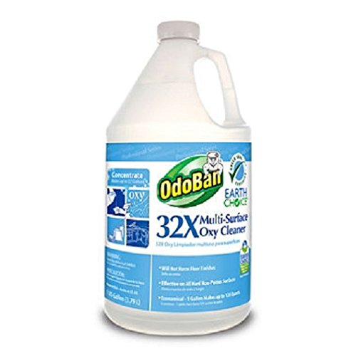 Oxy Cleaner (OdoBan Earth Choice 32X Multi-Surface Oxy Cleaner Concentrate (1gal.))