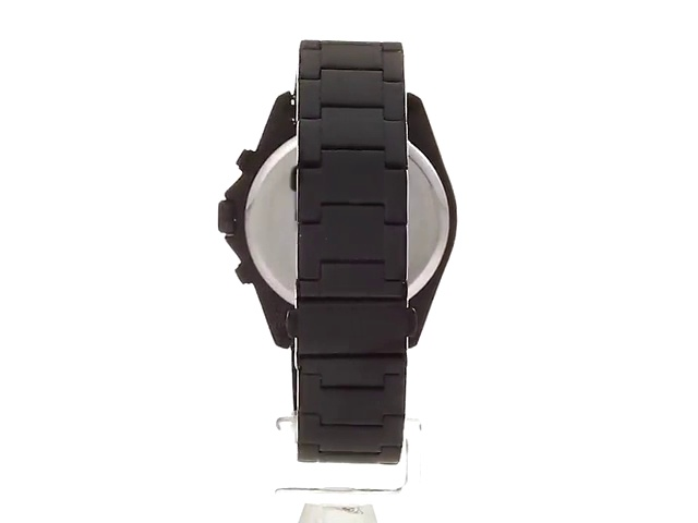 Kenneth Cole Reaction Black Casual Watch (Model: RK50810001)