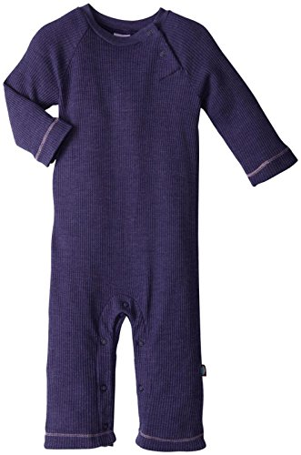 City Threads Thermal Raglan Romper product image