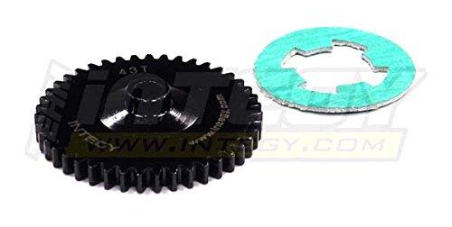 Integy RC Model Hop-ups T6700 Billet Machined Steel Spur Gear 43T for HPI Savage - Gear Spur Hpi