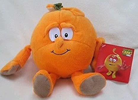 VITAMINI ARANCIA PELUCHE SUPERFRESCHI - Plush Orange Arancio Goodness Gang /item# G4W8B-48Q50703
