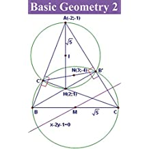 Basic Geometry : Quadrilateral, Polygon - Area of a polygon, Similar Triangles, Identities of quantities in right triangles, Circles, Angles related to a circle.