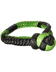 "Bubba Rope 176748 5/8"" Gator-Jaw (Mega) Soft Shackle, 1 Pack"