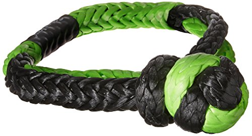 (Bubba Rope 176748 Gator-Jaw (Mega) Soft Shackle 5/8