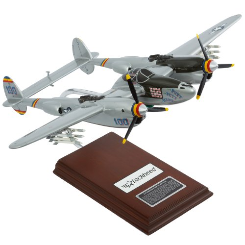 P-38 Lightning Model Airplane - 8