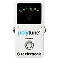 TC Electronic Polytune 2 Pedal Tuner