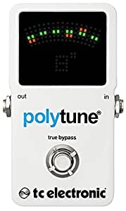 tc electronic polytune 2 pedal tuner musical instruments. Black Bedroom Furniture Sets. Home Design Ideas