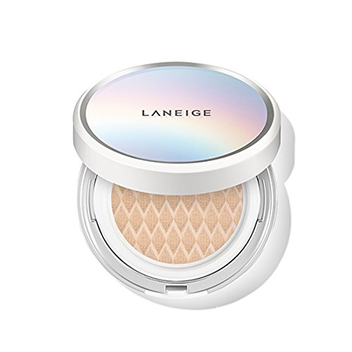Laneige BB Cushion Whitening, No.21 Beige (Best Korean Compact Powder)