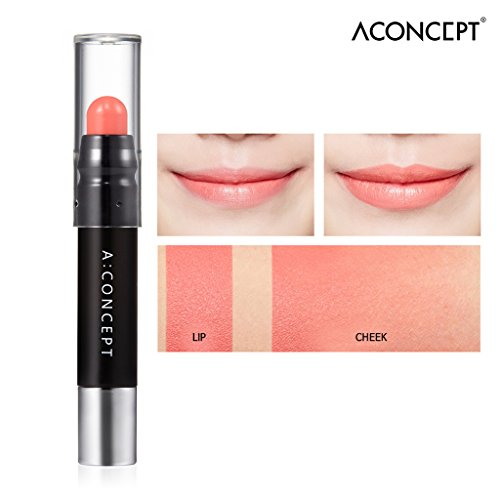 A CONCEPT Everything in A Lip Cheek 1.5g Coral