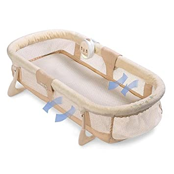 e071fd9a5 Amazon.com   Summer Rest Assured Sleeper   Infant Bedside Crib   Baby