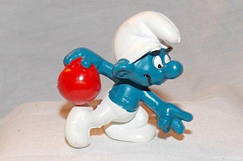 (1979 Vintage Smurf Bowler 2
