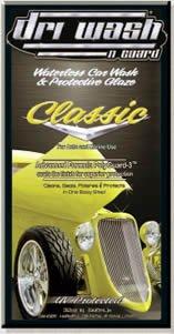 32oz Dri Wash 'n Guard Classic Waterless Car Wash (w/thePumper)
