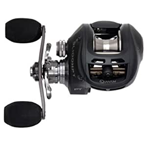 Quantum Fishing Smoke PT 9BB 7.0:1 Right Hand Baitcast Fishing Reel