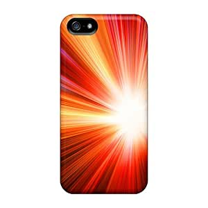 Iphone 5/5s Case Bumper Tpu Skin Cover For Ray Of Light Accessories