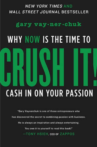 Crush Time Cash Your Passion