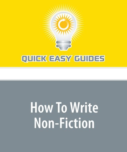 Read Online How To Write Non-Fiction pdf