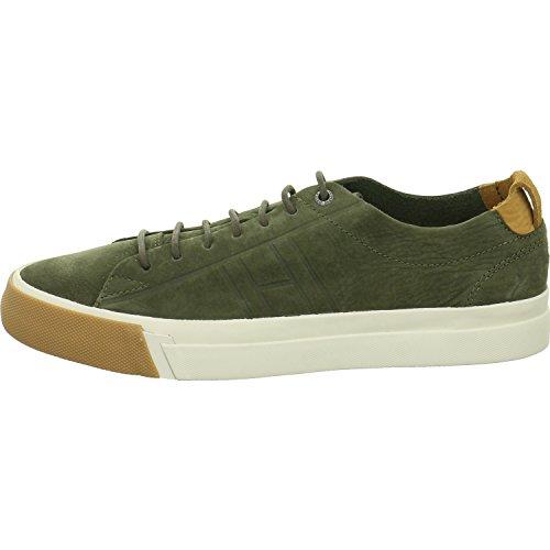 Tommy Hilfiger Dino Mens Sneakers Groen Groen