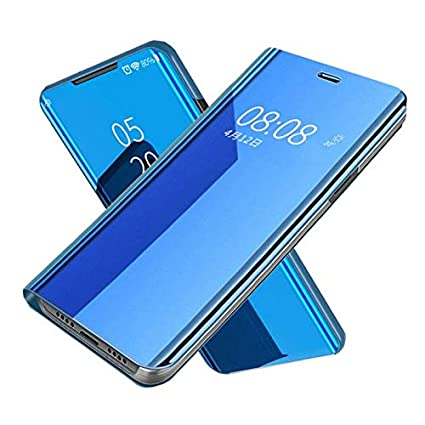 new arrival dfab3 533fd SmartLike Mirror Flip Cover Case for Samsung Galaxy A30: Amazon.in ...