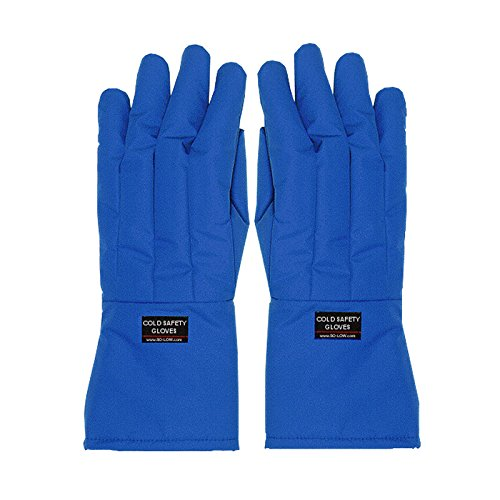 So-Low Cold Safety Gloves for Ultra-Low Freezers (Large Size) by SOLOW