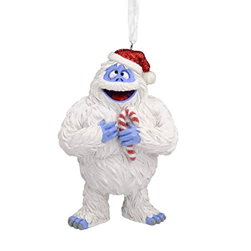 Hallmark Christmas Ornaments, Rudolph the Red-Nosed Reindeer Bumble the Abominable Snow Monster Ornament (Rudolph The Red Nosed Reindeer Christmas Decorations)