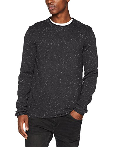 Gris Homme Blend Pull charcoal 70818 q1ETwE