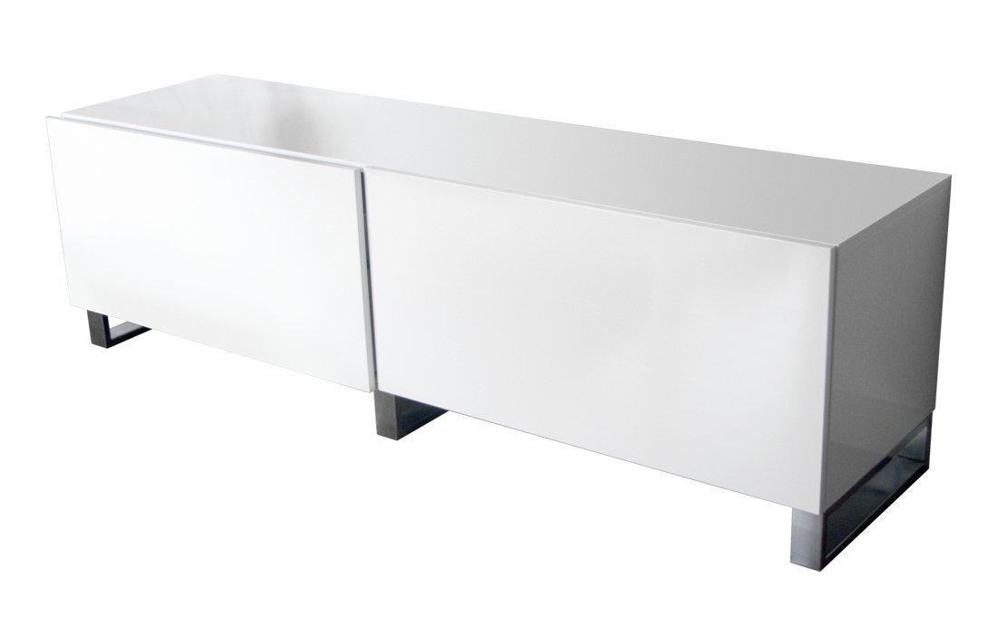 Fernsehschrank Weißer Schrank Modern 1 Ausstattung Möbel Loftmarkt