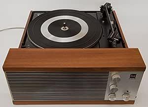 Dual H 53 N | h53 N Tocadiscos portátil (): Amazon.es: Electrónica
