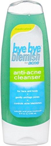 Bye Bye Blemish Anti-Acne Cleanser 8 oz