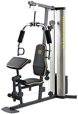 Amazon xr home gym combo chest press butterfly arms