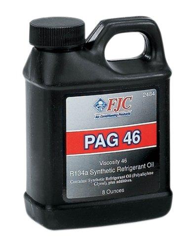 FJC 2484 PAG Oil - 8 fl. oz. (Compressor Oil Refrigeration)