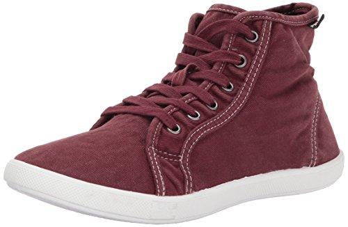 Billabong Women's Phoenix Fashion Sneaker, Scarlet, 8 M US