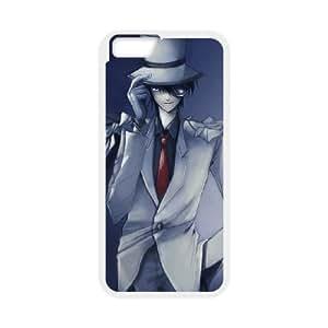 Detective Conan 2 iPhone 6 4.7 pulgadas del teléfono celular funda blanca del teléfono celular Funda Cubierta EEECBCAAB08798