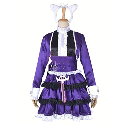 PampasSK Anime Costumes LOL Cosplay Costume LOL The Dark Child Annie Cosplay Annie Dress Custom-Made Halloween Costume Any Size 1 PCs -