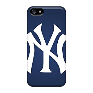 Dia3866zgFV Anti-scratch Case Cover Jetcases Protective New York Yankees Case For Iphone 5/5s