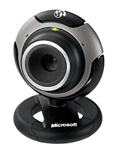 Amazon.com: Microsoft LifeCam VX-3000 Webcam - Black
