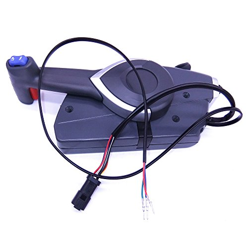 5006180 Boat Motor Side Mount Remote Control Box for Johnson Evinrude OMC BRP Outboard Engine Omc Johnson Evinrude Control Cable
