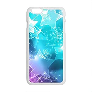 """Andre-case Blue and purple shiny stars cell phone case cover for iPhone 5 5s INv0qPGJZNx """""""
