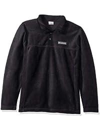 Men's Steens Mountain 1/2 Snap Fleece Pullover, Winter Jacket