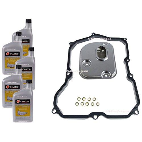 09M automatic trans transmission filter gasket fluid kit fits VW Tiguan CC Passat
