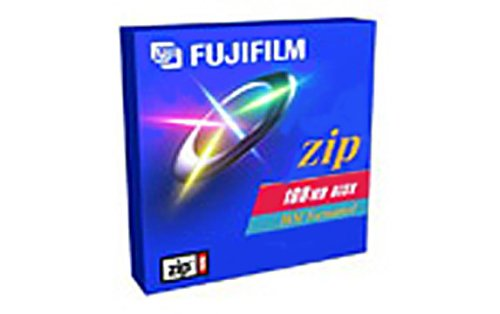 Zip Disks, IBM Format, 100MB by Fuji Photo Film Usa, Inc.