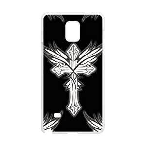Wings Cross Hot Seller Stylish Hard Case For Samsung Galaxy Note4