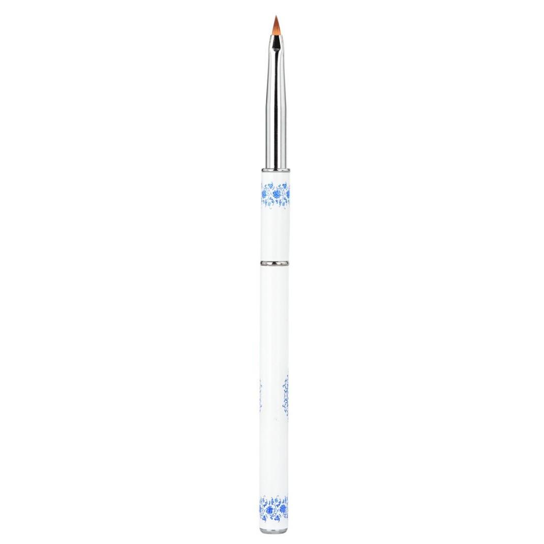 Women's Nail Pen, Iuhan Women Gel Nail Brush Nail Tools Brush Set Flower Pen Fan Pen Dizzy Pen (D)