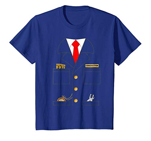 Train Conductor Shirt Costume   Adults   Kids