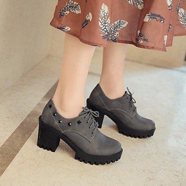 Gladiator Botas Unisex zapatos formales Soles la luz de confort piel de cerdo Suede Materiales personalizados caída WinterWedding parte Ocasión especial Brown