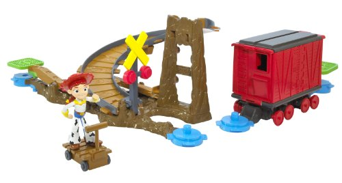 Toy Story 3 Action Links Jessie to the Rescue Stunt Set (japan import)