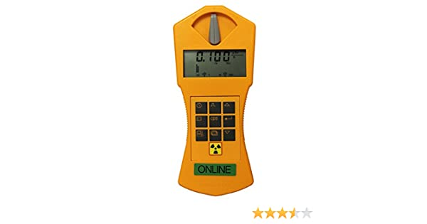 Geiger Counter Gamma-Scout Online Version - Hand Held Radiation Detector