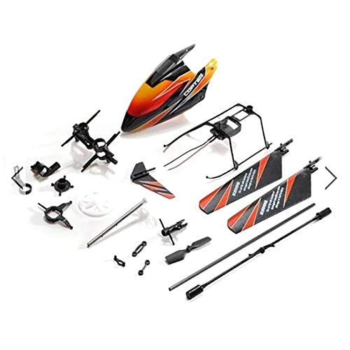 (FairOnly Spare Parts Accessories Set for WLtoys V911 KV911-0001 RC Helicopter Drone Show)